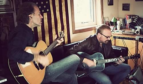 State of the Union (Boo Hewerdine & Brooks Williams) UK Tour Dates
